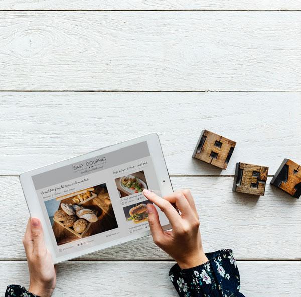 scrivere contenuti per il blog